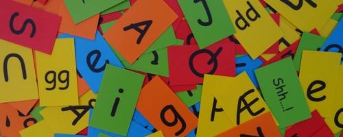 Farverigt_alfabet_Sproggren