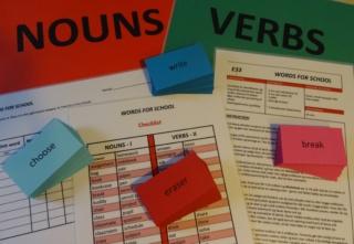 Words for school_Sproggrens engelsk